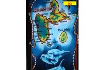 Drap de bain Guadeloupe